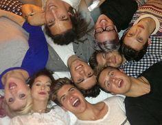 Youtuber sleep over! Louise, Zoe, Joey, Marcus, Alfie, Troye, Tyler, and Jim
