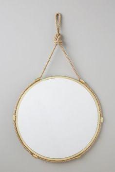 Seaworthy Knot Mirror