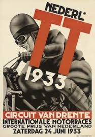 posters tt assen 24-juni-1933