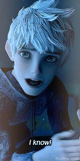 If the internet were the judge though, looks like Jack Frost would win. | Community Post: Why Jack Frost And Elsa Would Make The Cutest Couple