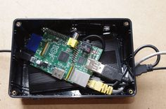 Hackitbuildit uses the open source syncing service Owncloud to control the data, and the Raspberry Pi is set up to with an external hard disk and wireless network card. From there, it's all about setting up the server, and then getting Owncloud installed. The end result is your own server and syncing service that you control so you never have to deal with terms of service or outages.