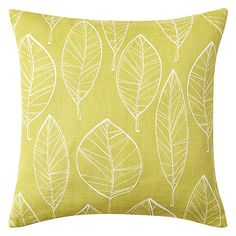 Buy John Lewis Aspen Cotton Cushion Online at johnlewis.com