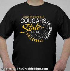 state tournament volleyball shirts | 4799vb