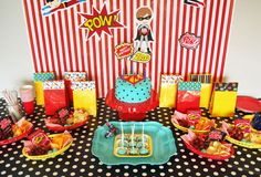 An adult super hero party would be fun, too. I would love to have a marvel marathon and decorate a snack table.