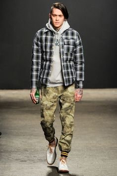 Mark McNairy Fall-Winter 2014 Men's Collection