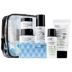 Belif Bestsellers On-The-Go Travel Kit #rankandstyle