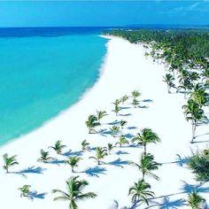 Bayahibe Beach ! #bayahibebeach #paradise #whitesand #blueocean
