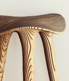 "thedesignwalker: ""LMBRJK is a fabrication studio specializing in hand-made wood products """