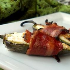 This recipe came about after years of competition with family and friends over the perfect stuffed jalapeno. Bring your tissues because these are HOT! Goes well with Summer Beer I from this site. Find more details at http://festyfoods.com/index.php/posts/Stuffed-Jalapeno-Firecrackers-116394