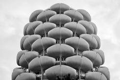 Gallery of New Map Celebrates Paris' Brutalist Architecture - 1