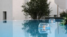 Get inspired by the pool! #AnemiHotel #Folegandros
