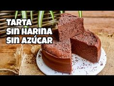 Tarta de Chocolate SIN AZÚCAR, SIN HARINA, SIN GLUTEN, SIN REMORDIMIENTOS ¡Créetelo! - YouTube Diabetic Recipes, Keto Recipes, Cake Recipes, Cooking Recipes, Choco Chocolate, Sugar Free Vegan, Pan Dulce, Sin Gluten, Cooking Time