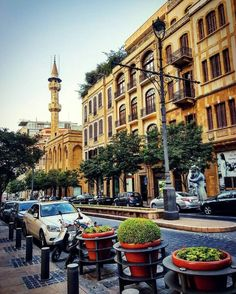 A day in downtown Beirut