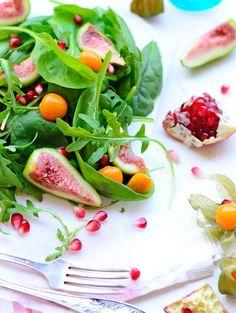 Summer salad days.........