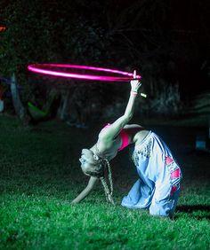 Backbend Spin | Hooping.org