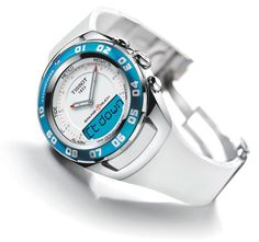Tissot watches for sailing – Sailing-Touch