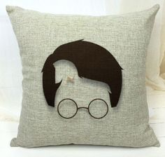 Harry Potter Cushion Including FREE Inner by TheCosyCushion