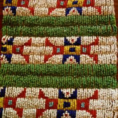 Sioux Plains Indians Beaded Strike/ by SecondEditionAustin on Etsy