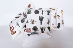 Cushion Collection - The Club of Odd Volumes