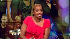 "Pamela McGee from OWN's New Show ""Mom's Got Game"", 1/24/14"