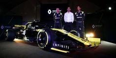 RENAULT RS19 - 2019 Formula 1, Racing, Vehicles, Auto Racing, Rolling Stock, Lace, Vehicle