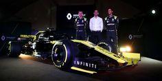 RENAULT RS19 - 2019 Formula 1, Racing, Vehicles, Auto Racing, Lace, Car, Vehicle, Tools
