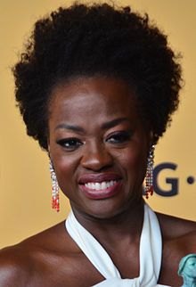 Viola Davis June 2015. Since 2001 Viola has won many awards. She is a brilliant young lady and not deterred by the unfortunate, perpetual racist comments and attitudes made by those consumed by hatred.