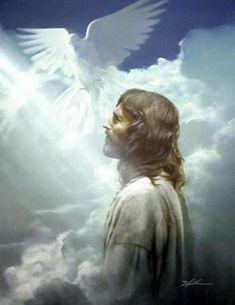 Jesus Art, God Jesus, Akiane Kramarik Paintings, Jesus Photo, Pictures Of Jesus Christ, Jesus Painting, Christian Art, Jesus Loves, Face Shapes