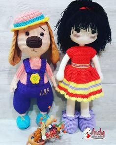 Amigurumi, crochet, dolls, toys, madeinro, handmade Crocheted Toys, Crochet Dolls, Handmade, Amigurumi, Crochet Toys, Hand Made, Crochet Doilies, Handarbeit