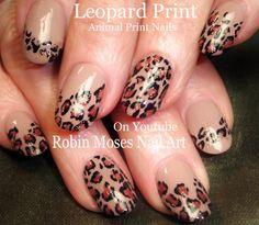 Traditional Leopard Print #leopardprint #hot #trendy #autumn #fall #leopard #fall2015 #nailart #nails #art #nail #design #tutorial #animal #diy #tan #polish #easy #simple #diy