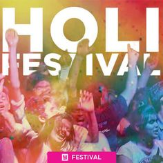 Holi Festival SM by the Bay, Mall of Asia Complex, Pasay