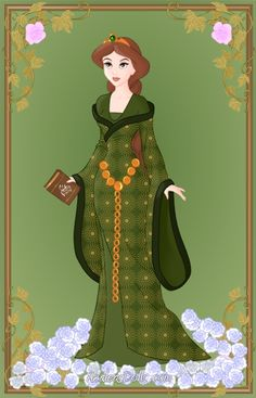 Elinor is the queen of clan DunBroch, the King Fergus's wife and Princess Merida's mother; and of Princes Hubert, Hamish and Harris. Description from deviantart.com. I searched for this on bing.com/images