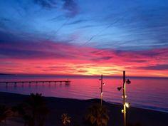 Badalona Celestial, Sunset, Outdoor, Outdoors, Sunsets, Outdoor Games, The Great Outdoors, The Sunset