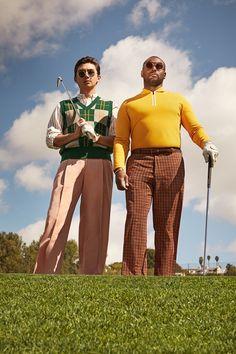 Schoolboy Q Tees Off   GQ Schoolboy Q, Gq Usa, Saturdays Nyc, Best Dressed Man, Golf Wear, Golf Fashion, Men's Fashion, Calvin Klein Underwear, Play Golf