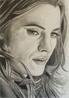 Castle Kate Beckett Stana Katic ACEO Sketch Card Original Artwork | eBay