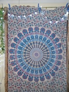 VERY PRETTY FLORAL Tapestry Wall hanging kids room decor art Indian Hippie Mandala Comforter Throw Ethnic Bed spread Decor Art. Starting at $1