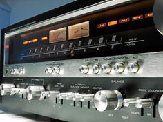 Pioneer SX 5570 Stereo Receiver 2