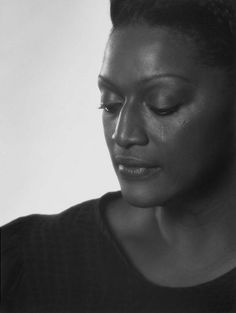 Jessye Norman 1990 by Yousuf Karsh