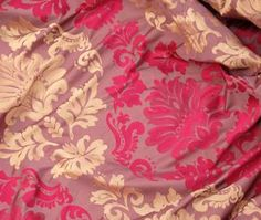 Soho Pink Damask  - Available exclusively through Premiere Party Central South: (512) 292-3900 North: (512) 870-8552
