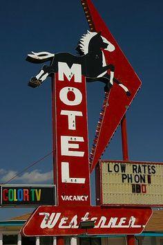 Westerner Motel.....Odessa, Texas