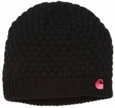 Carhartt Women's  Embroidered C Knit Hat