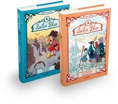 Después del éxito de los dos primeros títulos, ya están aquí las nuevas aventuras de Leila Blue