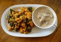 Sweet Potato & Cornbread Hash with Veggie Sausage Gravy    Fresh Ideas for Thanksgiving Leftovers