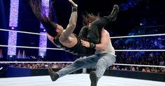 El Poder Personificado se enfrentó al Nuevo Rostro de la Desolación en SmackDown.