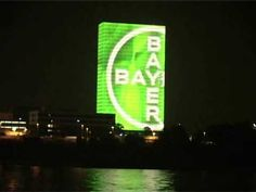 The Bayer Hochhaus in Leverkusen makes a great display. Allready dating 2009 the images are still impressive. Still the question of overkill arises when to much of the content, building and thus public space is turned into a giant screen.