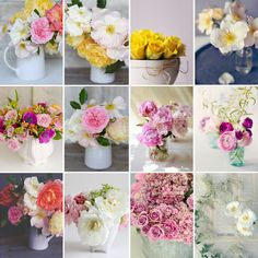 Floral Flowers, Glass Vase, Projects To Try, Bloom, Texture, Table Decorations, Rose, Plants, Photography