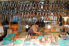 Photo Of The Day - Fish Market in Busan, South Korea - Flashpacker HQ