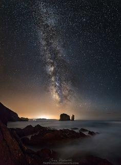 September Milky way