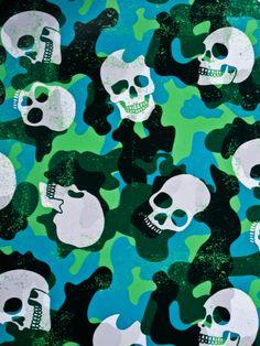 happy skulls camo Southern Girls, Country Girls, Airwalk, Skull Design, Bape, Print Patterns, Skulls, Prints, Military