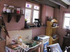 Kitchen. Inside a Glencroft by Greenleaf.